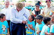 ROYAL VISIT DAY 2 ARUBA