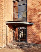 Nybrovej, Lyngby, eksteriør, facader, murstensfacader, Nordea Ejendomme, Pihl og Søn Domus,