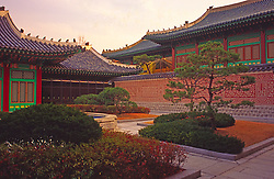 buddhist-temple, South Korea