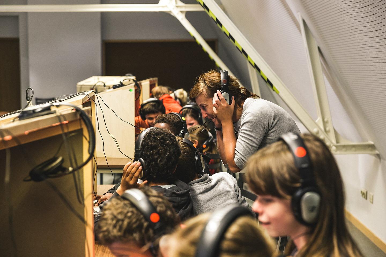 Film Fest Gent - Workshop: Watch That Sound
