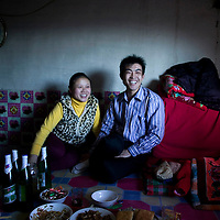 Chinese New year 2009 : poor & rich