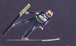08.02.2019, Salpausselkae Hill, Lahti, FIN, FIS Weltcup Ski Sprung, Herren, im Bild Killian Peier (SUI) // Killian Peier of Switzerland during the men's FIS Ski Jumping World Cup at the Salpausselkae Hill in Lahti, Finland on 2019/02/08. EXPA Pictures © 2019, PhotoCredit: EXPA/ JFK