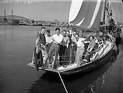 Irish Photo Archive whishes you a special Dublin Bay Wine Experience. If you want to know how they celebrated this Event 50 years ago, have a look at www.irishphotoarchive.ie