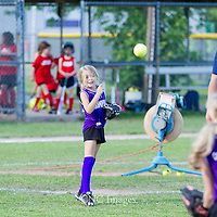06-08-15 Berryville 8 & under Girls Softball (Diamonds Divas)