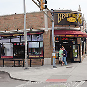 Brothers Bar and Grill in Broad Ripple, Indianapolis.