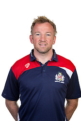 Bristol Rugby Academy Backs Coach Sean Marsden - Rogan Thomson/JMP - 22/08/2016 - RUGBY UNION - Clifton Rugby Club - Bristol, England - Bristol Rugby Media Day 2016/17.
