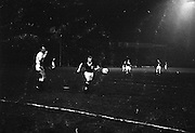 17/03/1964<br /> 03/17/1964<br /> 17 March 1964<br /> Soccer: Irish League v League of Ireland at Dalymount Park, Dublin. The League of Ireland  team won the game 4-2.