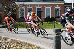Amalie Dideriksen (DEN) at Healthy Ageing Tour 2018 - Stage 4, a 143 km road race starting and finishing in Winsum on April 7, 2018. Photo by Sean Robinson/Velofocus.com