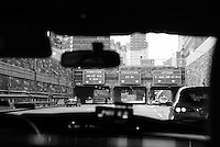 NYC, Crosstown, Downtown, Uptown, taxi, driving