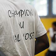Cours de danse Hip-Hop au lycée Romain Rolland à Goussainville - Lycée électrique 2011