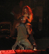 **EXCLUSIVE**.Janet Jackson Performing.The Cain on The Cove Hotel Opening.Paradise Island, Bahamas.Friday, May 11, 2007 .Photo By Celebrityvibe.To license this image please call (212) 410 5354; or.Email: celebrityvibe@gmail.com ;
