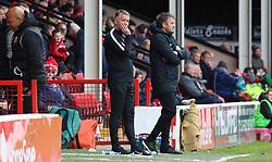 Peterborough United Manager Darren Ferguson looks on from the touchline - Mandatory by-line: Joe Dent/JMP - 27/04/2019 - FOOTBALL - Banks's Stadium - Walsall, England - Walsall v Peterborough United - Sky Bet League One