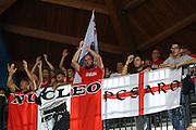 Red October Cantù VS Consultinvest Pesaro LBA serie A 3^ giornata stagione 2016/2017 Desio 16/10/2016<br /> <br /> Nella foto: tifosi Consultinvest Pesaro