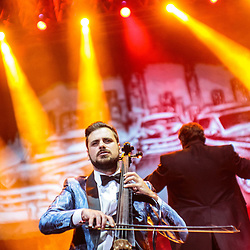 20170407: SLO, Events - Concert of 2 Cellos in Stozice