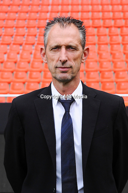 Christophe Le Roux during the Fc Lorient photocall for the season 2016/2017 in Lorient on September 16th 2016<br /> Photo : Philippe Le Brech / Icon Sport
