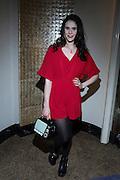 Day 3 LFW<br />  Kate Nash Temperley   ,London Fashion Week AW13 Sunday 17, February 2013.