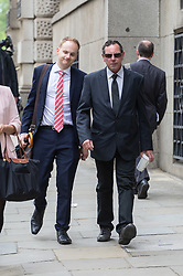 XXX arrive at the Old Bailey In London as the London Bridge terror attack inquest continues. London, May 17 2019.