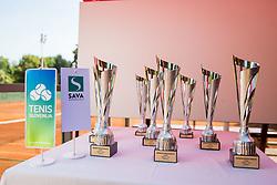 Slovenian championship for journalists 2018, on June 16, 2018 in Tivoli, Ljubljana, Slovenia. Photo by Ziga Zupan / Sportida