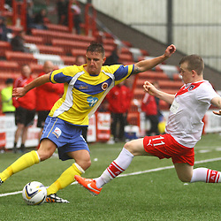Airdrie v Stenhousemuir | Scottish League Cup | 2 August 2014