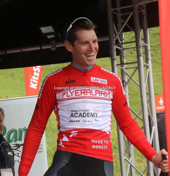 12-07-2019: Wielrennen: Oostenrijk: Kitzbueler Horn<br /> De Belg Ben Hermans (Israel Cycling Acedamy) wint het eindklassement