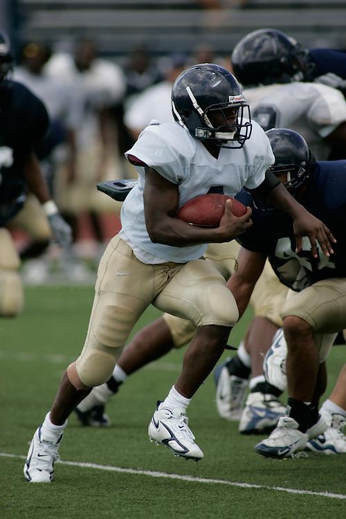 2005 FLORIDA INTERNATIONAL UNIVERSITY Football Pre-season scrimmage
