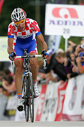 Rogina Radoslav (CRO) of Loborika Favorit Team during 3nd Stage (170,6 km) at 18th Tour de Slovenie 2011, on June 18, 2011, in Slovenia. (Photo by Urban Urbanc / Sportida)