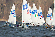 2016 Olympic Sailing Games-Rio-Brazil, ANP Copyright Olympische Spelen Zeilen, ls-USA- Cy Thompson- Laser Standaard