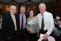 Pictured at the Westport GAA Club dinner dance at Hotel Westport were Paddy Muldoon, Mike Connelly Chairman Mayo County Board and Margaret and Tom McNally.<br />