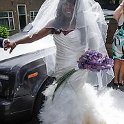 NLD/Amsterdam/20120721 - Huwelijk Berget Lewis en Sebastiaan van Rooijen,