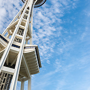 Seattle Space Needle at Seattle Center