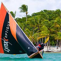Régate de yoles (heritage boats regatta)
