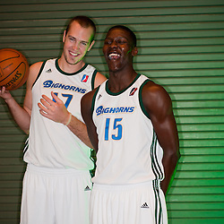 Reno Bighorns Media Day Headshots (2010)