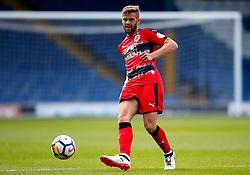 Martin Cranie of Huddersfield Town - Mandatory by-line: Matt McNulty/JMP - 16/07/2017 - FOOTBALL - Gigg Lane - Bury, England - Bury v Huddersfield Town - Pre-season friendly