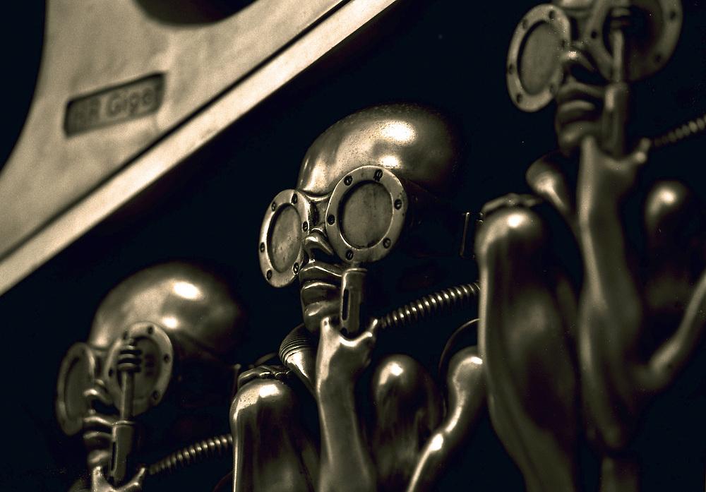 H.R.Giger Sculpture