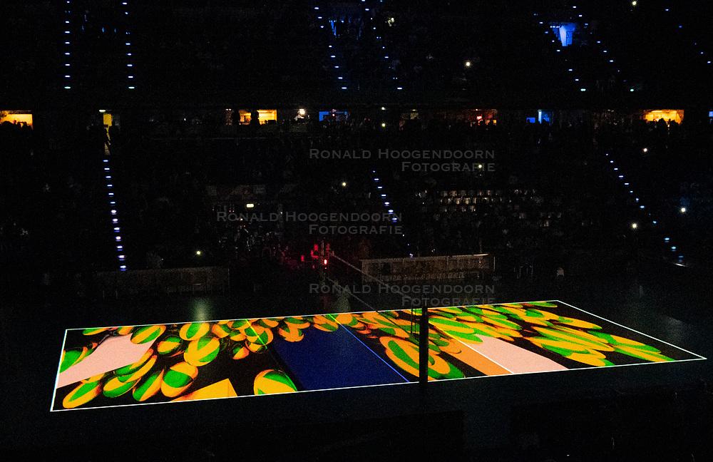 18-05-2019 GER: CEV CL Super Finals Igor Gorgonzola Novara - Imoco Volley Conegliano, Berlin<br /> Igor Gorgonzola Novara take women's title! Novara win 3-1 / Start of the women final, centercourt Max Schmeling Halle