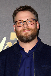 Seth Rogen, at the 2016 MTV Movie Awards, Warner Bros. Studios, Burbank, CA 04-09-16. EXPA Pictures © 2016, PhotoCredit: EXPA/ Photoshot/ Martin Sloan<br /> <br /> *****ATTENTION - for AUT, SLO, CRO, SRB, BIH, MAZ, SUI only*****