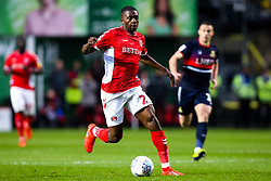 Anfernee Dijksteel of Charlton Athletic - Mandatory by-line: Robbie Stephenson/JMP - 17/05/2019 - FOOTBALL - The Valley - Charlton, London, England - Charlton Athletic v Doncaster Rovers - Sky Bet League One Play-off Semi-Final 2nd Leg