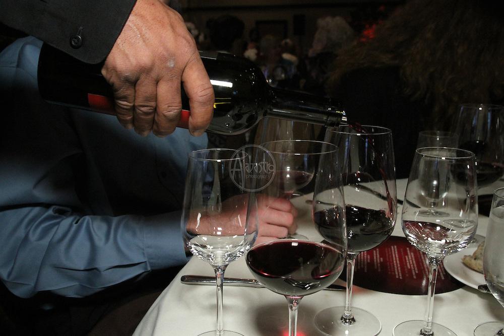 2011 Taste of Tulalip Celebration Dinner.