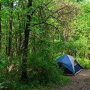 Hocking Hills State Park Primitive Camping Area