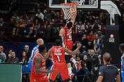 Gentile Alessandro<br /> Olimpia EA7 Emporio Armani Milano vs Banco di Sardegna Sassari<br /> Basket Serie A 2016/2017<br /> Milano 02/12/2016<br /> Foto Ciamillo-Castoria