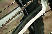 Bicycle `buyer magazine hybrids, mtbs shoot. London, Sept 2011 Lapierre Zesty