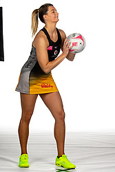 Fran Williams of Wasps Netball - Mandatory by-line: Robbie Stephenson/JMP - 02/11/2019 - NETBALL - Ricoh Arena - Coventry, England - Wasps Netball Headshots