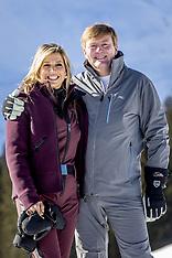Dutch Royal Family Photo Session - Lech - 25 Feb 2019