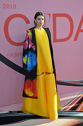 June 3, 2019 - New York, New York, United States - Marianne Rendon arriving at the CFDA Fashion Awards at the Brooklyn Museum of Art on June 03, 2019 in New York City  (Credit Image: © Kristin Callahan/Ace Pictures via ZUMA Press)