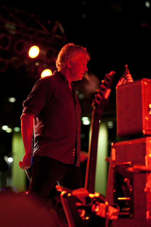 Robert Pollard of Guided By Voices during the Hopscotch Music Festival, Friday, Sept. 8, 2011.