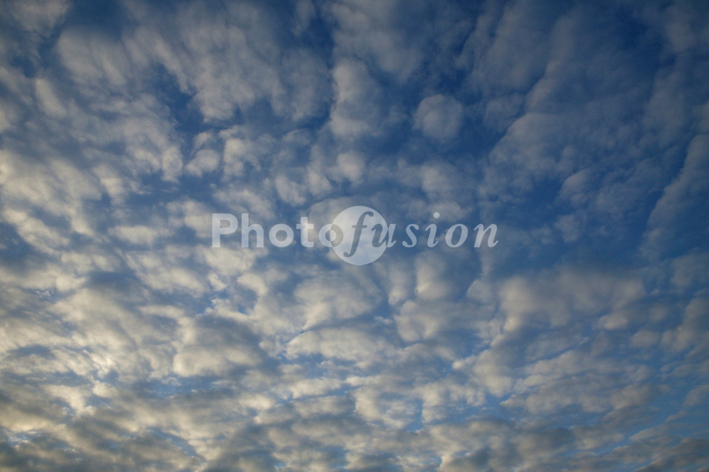 Cloud formations,
