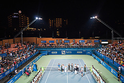 Award ceremony after final match during Day 10 of ATP Challenger Zavarovalnica Sava Slovenia Open 2019, on August 18, 2019 in Sports centre, Portoroz/Portorose, Slovenia. Photo by Matic Klansek Velej / Sportida