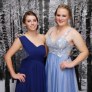 St Cuth's Ball 2014 - Snow Forest