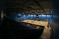 A general view of the arena - Photo mandatory by-line: Arron Gent/JMP - 07/12/2019 - BASKETBALL - Surrey Sports Park - Guildford, England - Surrey Scorchers v Bristol Flyers - British Basketball League Championship