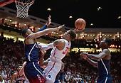 UNM Men's Basketball vs Arizona 12/16/2017